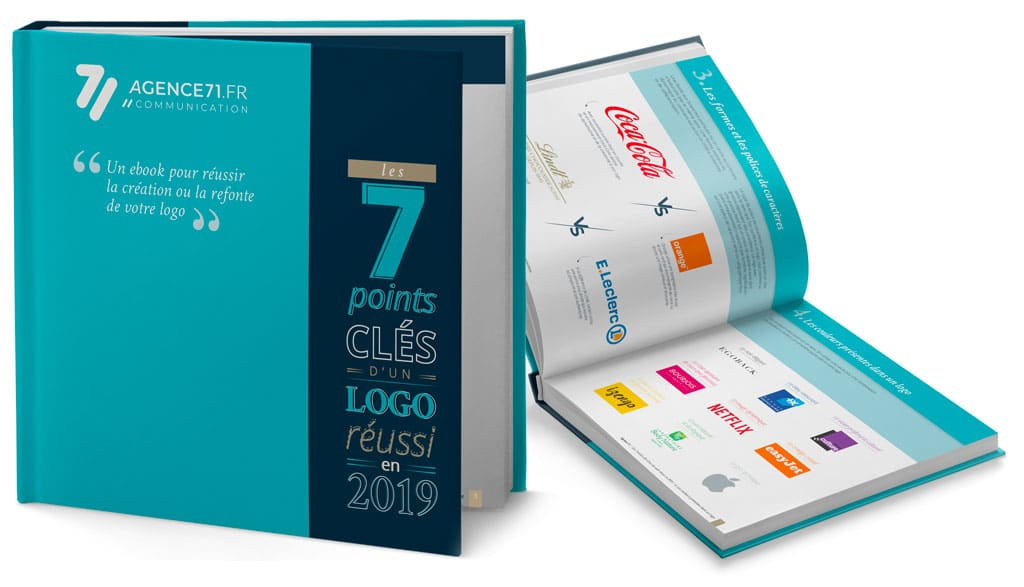 Télécharger l'ebook des 7 clés pour réussir un logo