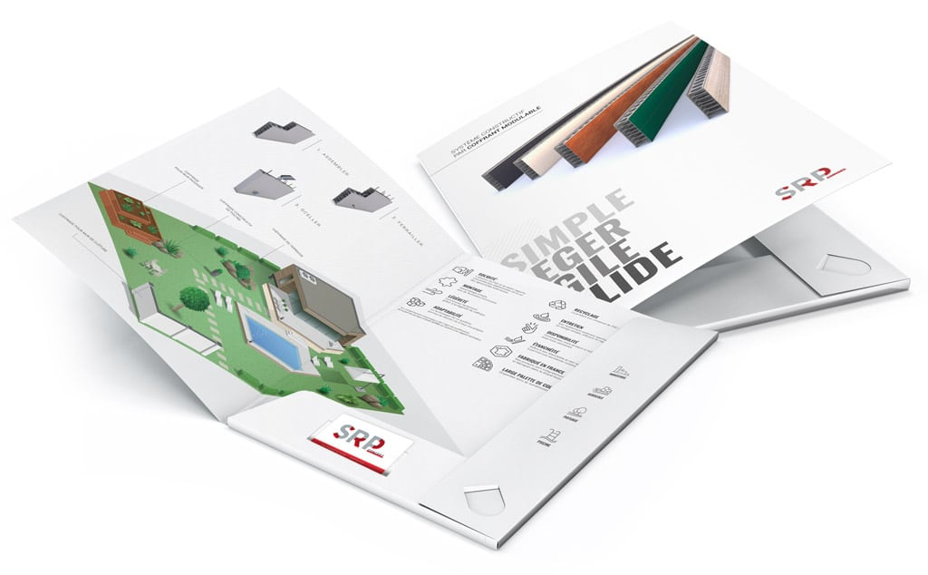 L'agence 71 réalise vos borchures et supports de communication