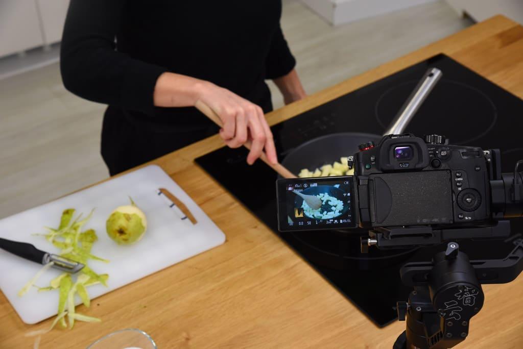 L'Agence71 posede son propre studio vidéo