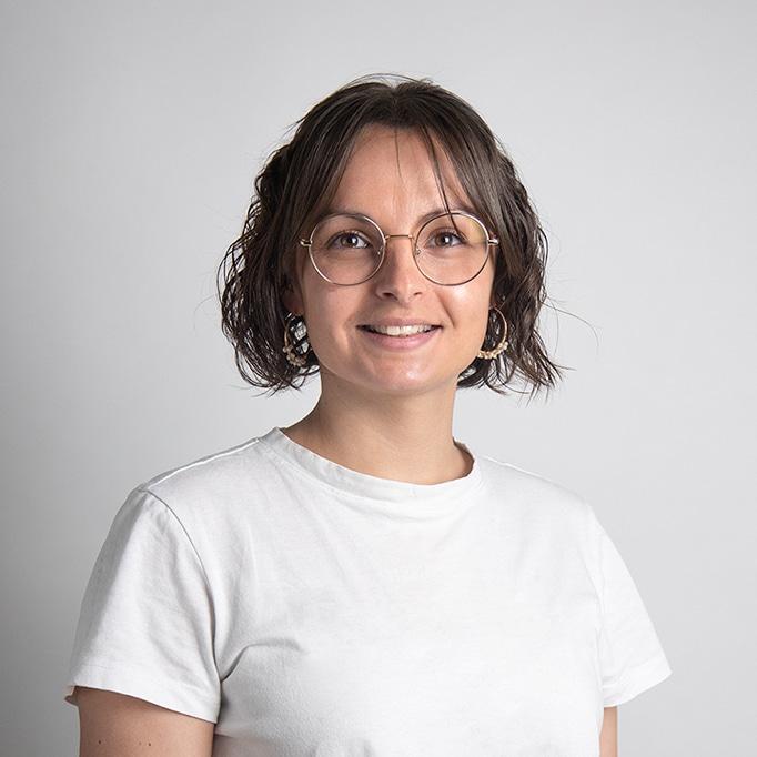 Maëlyss Berteaud - Suivi client et Copywritting